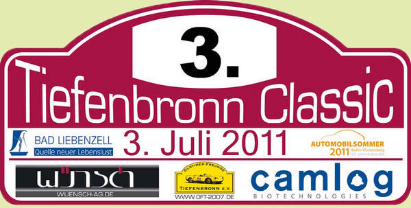 3.Tiefenbronn Classic